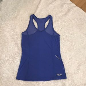 Fila mesh athletic tank